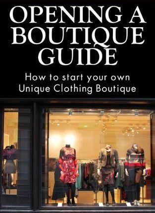 open your boutique